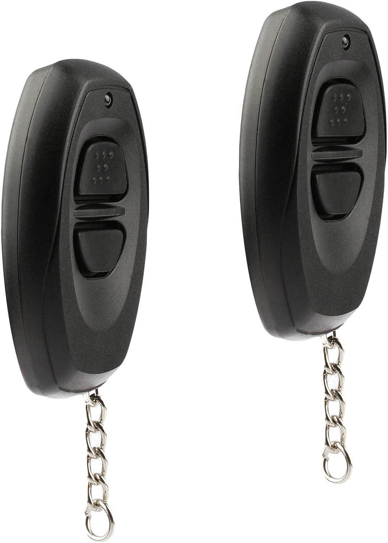 Car Key Fob Keyless Entry Remote fits Toyota Dealer Installed Systems BAB237131-022, 08191-00870