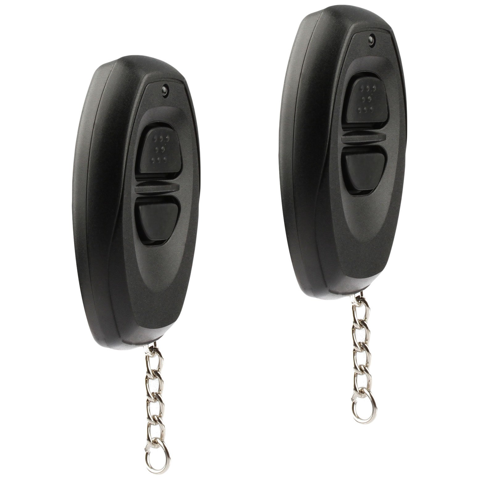 Car Key Fob Keyless Entry Remote fits Toyota Dealer Installed Systems (BAB237131-022, 08191-00870), Set of 2 by USARemote