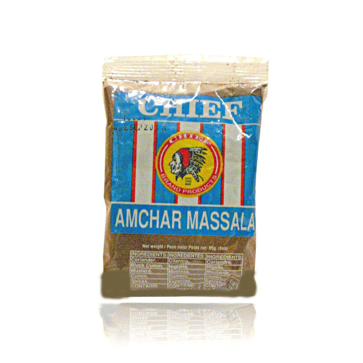 Chief Amchar Massala 3oz (Single Bag) Product of Trinidad & Tobago