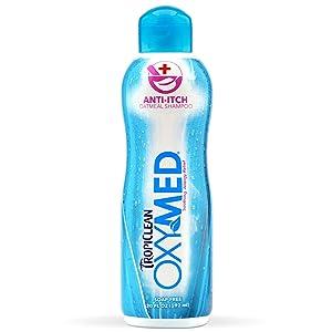 TropiClean Oxy Medicated Shampoo