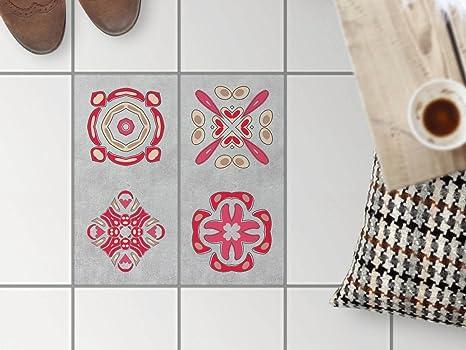 Stickers design per piastrelle per pavimento adesivo sticker