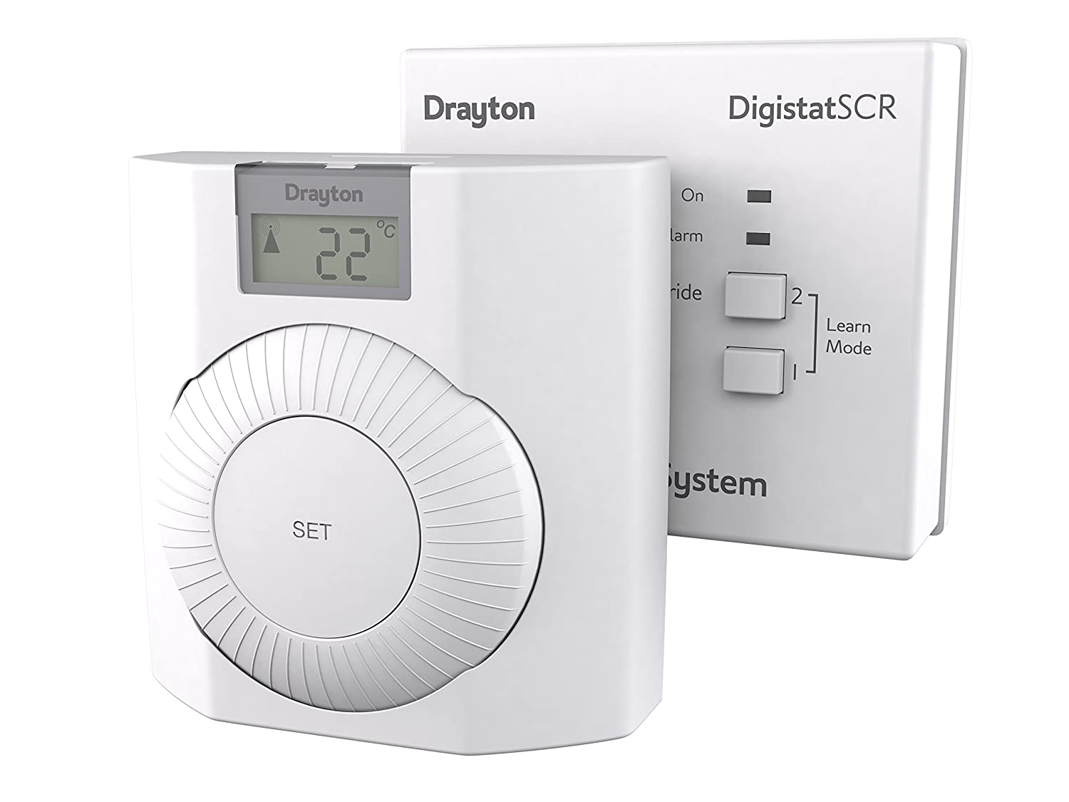 Drayton RF601 - Digistat Plus Rf Habitació n Wireless Termostato