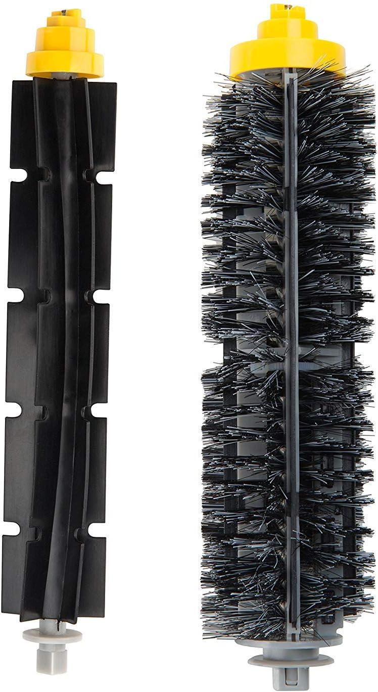 efluky Kit cepillos repuestos de Accesorios para iRobot Roomba 800 805 850 860 865 866 870 871 880 886 890 891 895 896 900 960 965 966 980 Series