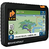 Rand McNally RVND 7720 7-Inch RV GPS with Free