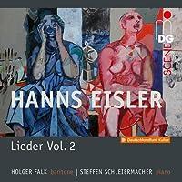 Hanns Eisler: Lieder Vol. 2