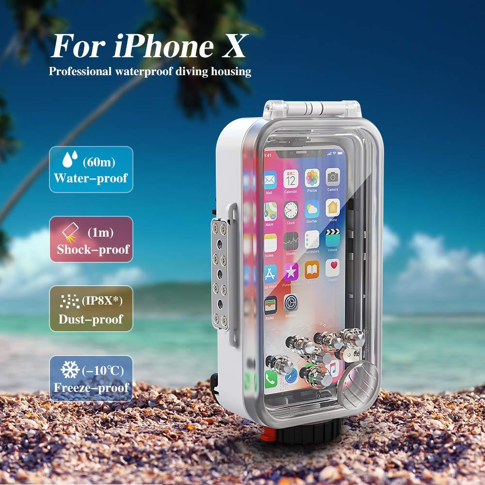 Funda Para iPhone X / Xs Meikon (7l2ms4jy)