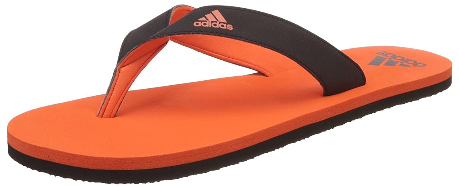 d667d2c1e5ac adidas Men s Eezay Max Out Men Fluora and Cblack Flip-Flops and House  Slippers  Amazon.co.uk  Shoes   Bags