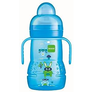 MAM Babyartikel Trainer Plus 62838220 Training Cup 220 ml Neutral / Green