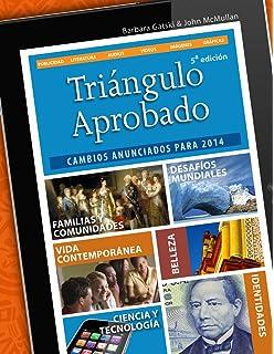 Amazon avanzando gramtica espaola y lectura 7th edition tringulo aprobado spanish edition fandeluxe Image collections