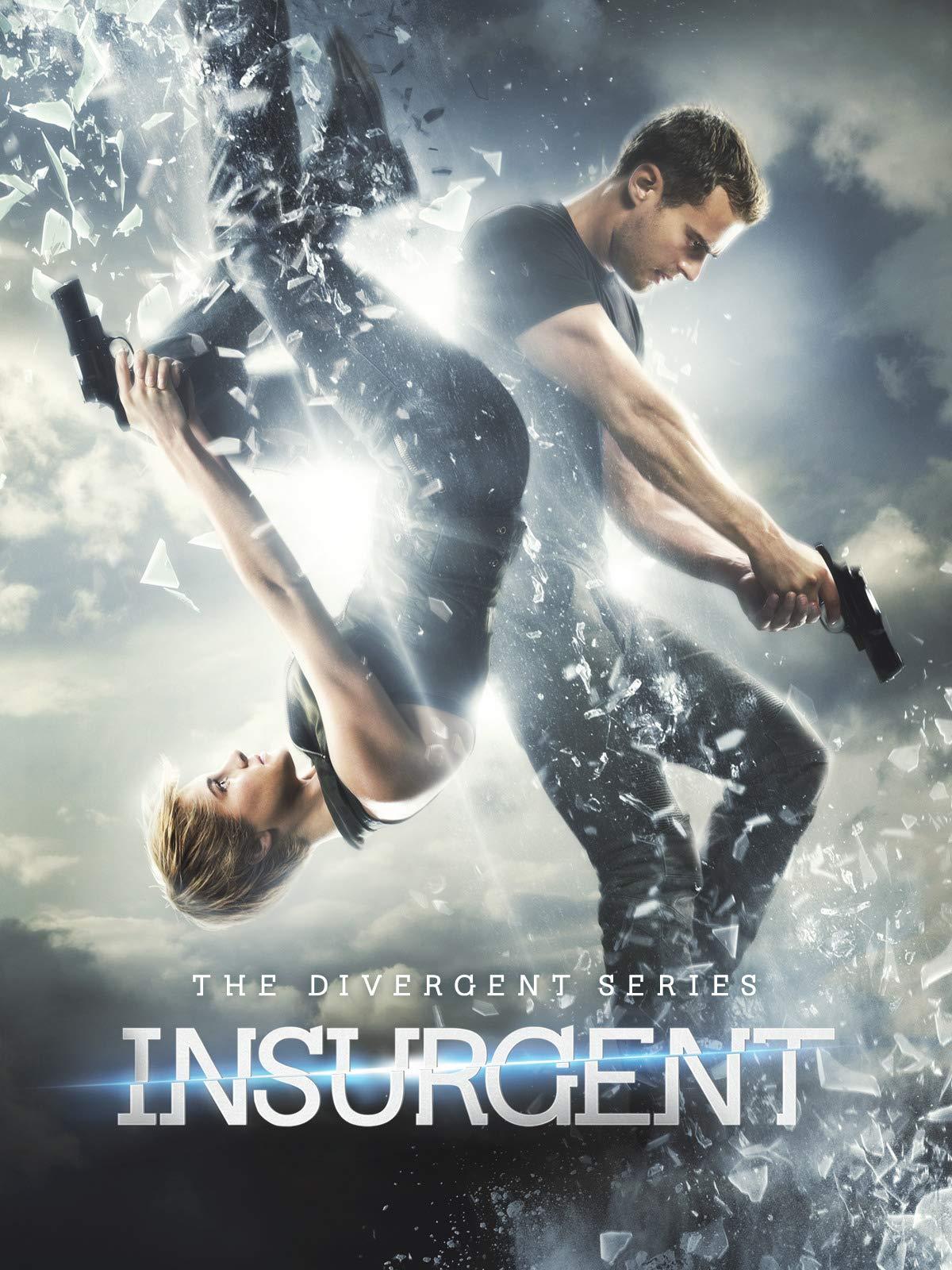 Watch The Divergent Series Insurgent Prime Video