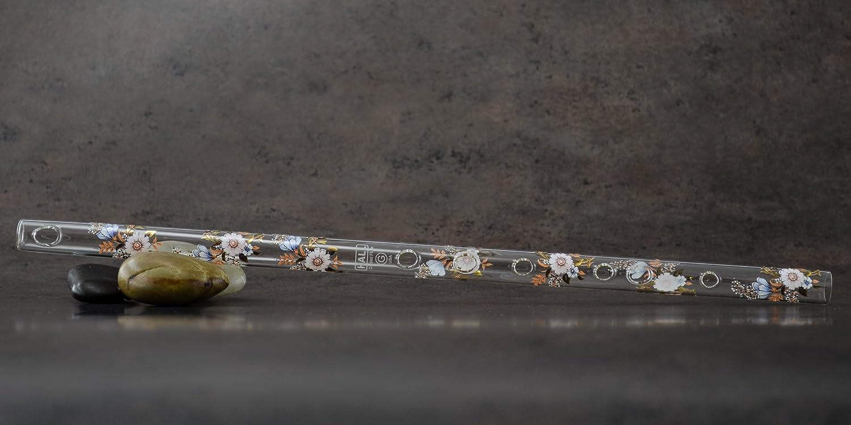 HALL CRYSTAL フルート ピッコロ C管 全長317mm PICCOLO C ROSE B007HB0IJI ROSE