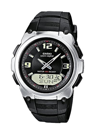Herren Wva109he1bver Ceptor Casio Wave Armbanduhr cFK1Jl3T