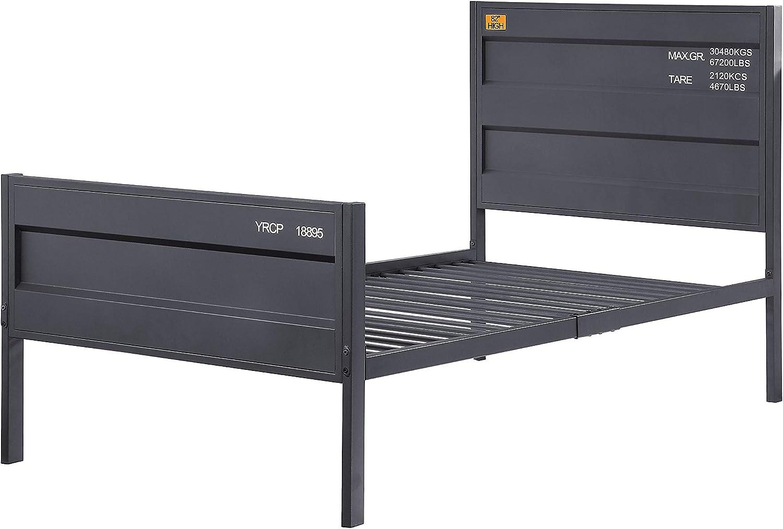 ACME Cargo Full Bed - - Gunmetal
