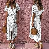 LISTHA Women Long Sleeve Long Maxi Dress V Neck