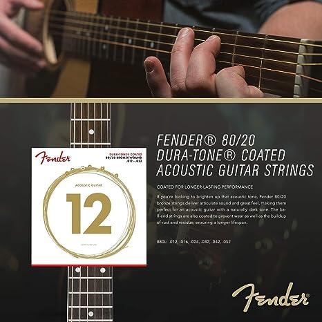 Fender Malibu Player California Series Guitarra acústica, Aqua ...