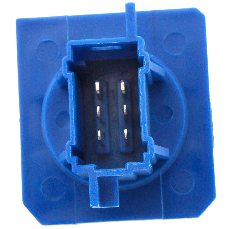 ENET Ventilador de Ventilador para Motor de calefacci/ón