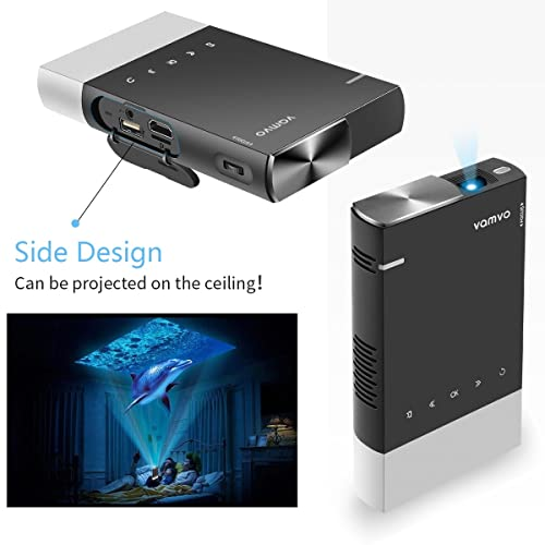 Vamvo Ultra Mini Portable Projector review