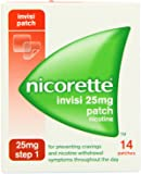 Nicorette Step 1 25 mg Invisi Patch (Pack of 14)