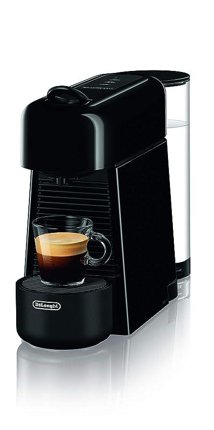 DeLonghi EN200.B - Cafetera con sistema de cápsulas Nespresso, de ...