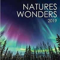 Nature's Wonders 2019 Calendar