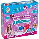 Science4You la ciencia de Los Saponette Versione in Spagnolo sin tañosllaños