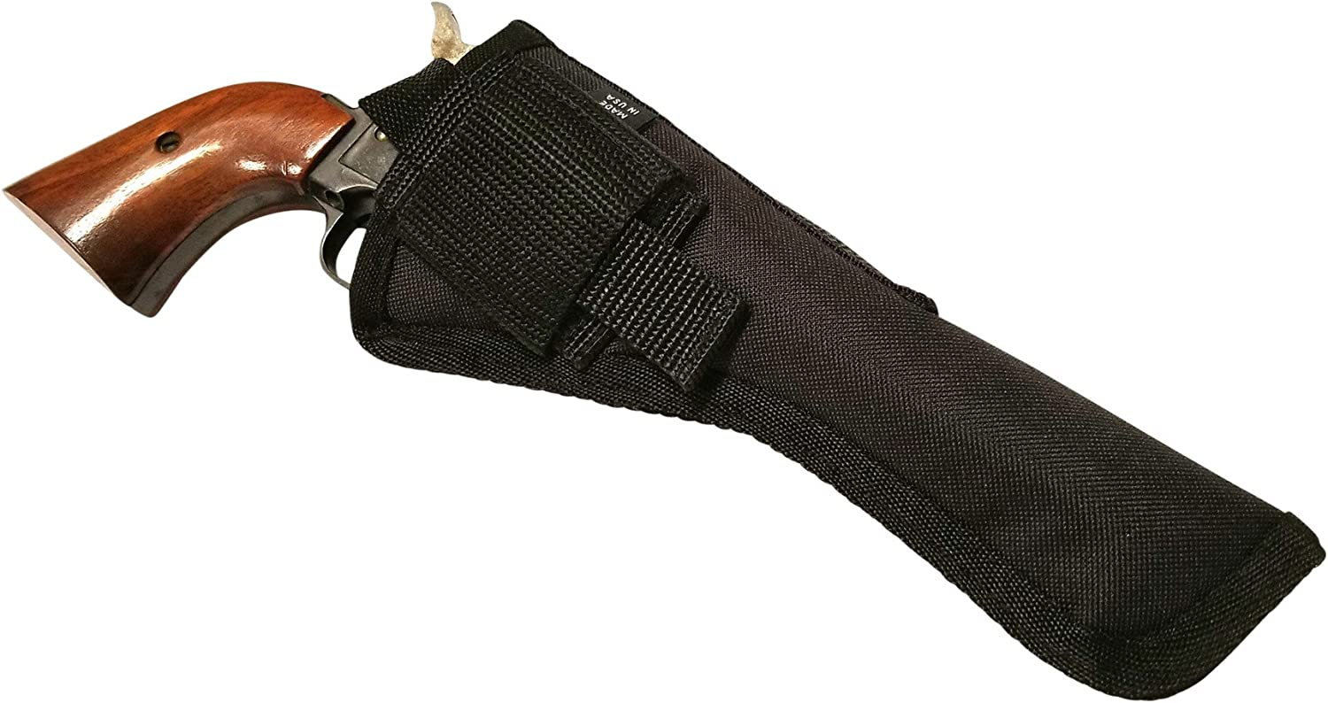 """Heritage /""""Rough Rider/"""" Holster; LARGE//Closed End"""