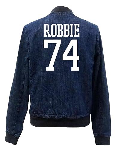 Robbie 74 Bomber Chaqueta Girls Jeans Certified Freak
