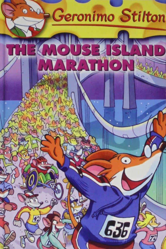 Download Mouse Island Marathon (Geronimo Stilton) pdf epub