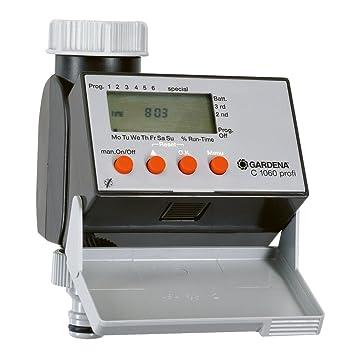 Gardena Regensensor electronic 1189-20 Niederschlagssensor Bewässerungscomputer
