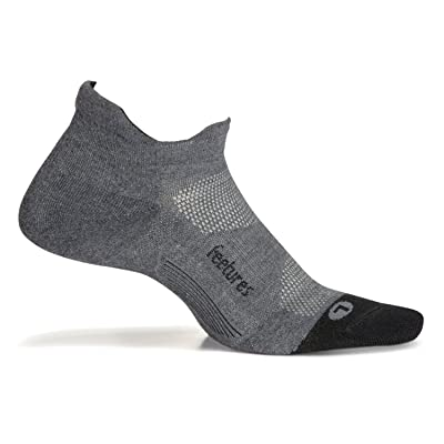 Feetures Elite Max Cushion No Show Tab Sock Block