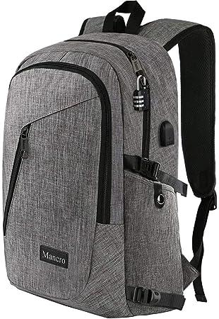 Mochila para portátiles ,mochilas escolares & hombre, mochila para computadora portátil para estudiantes universitarios