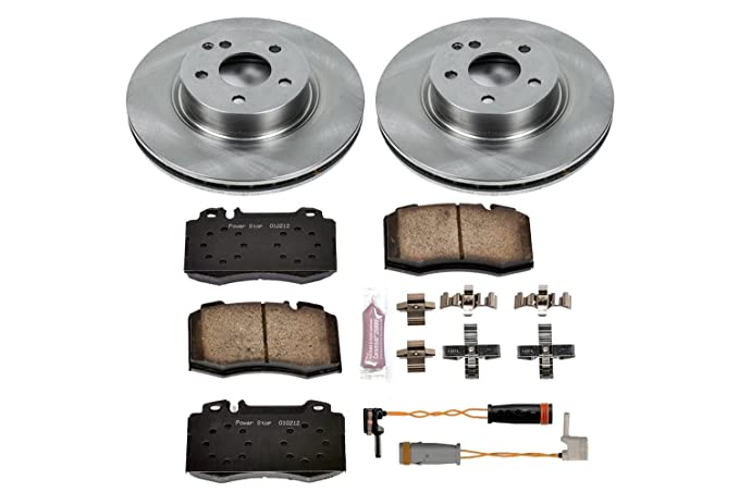 1-Click OE Replacement Brake Kit KOE5239 Autospecialty
