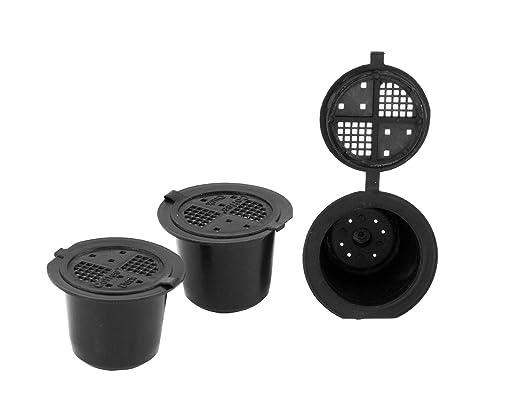 Coffeeduck - Juego de 3 Tazas de café para máquinas de Nespresso ...