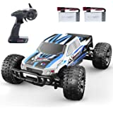 DEERC 9200E RC Cars 1:10 Scale Large High Speed Remote Control Car for Adults Kids,48+ kmh 4WD 2.4GHz Off Road Monster…
