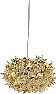 Kartell 09263GG Bloom Lamp, Yellow