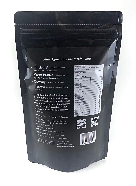 Amazon.com: zacate de trigo Orgánica En Polvo (16 onzas ...