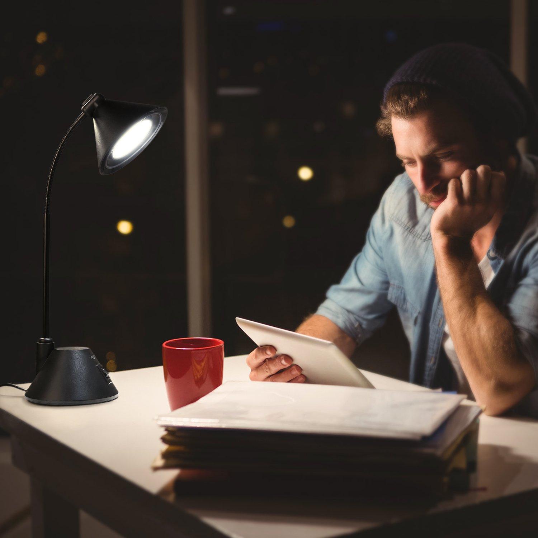 Oferta Lámpara de Escritorio LED Aglaia por 6,99 euros (Cupón Descuento) 2 lámpara de escritorio Aglaia