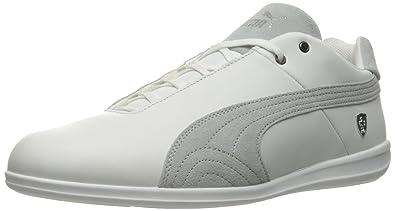 PUMA Men s Future cat ls sf Fashion Sneaker White Gray c9deab27f