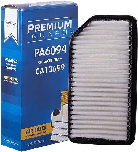 Pentius PAB10699 UltraFLOW Air Filter for Kia Soul 1.6L//2.0L 10-11