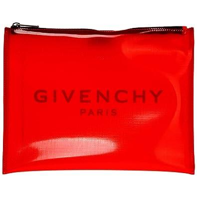 comprare popolare efa40 52574 Givenchy portadocumenti uomo red: Amazon.it: Scarpe e borse