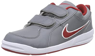 detailed look b9ecf ccd88 Nike Pico 4 (PSV), Baskets Basses Mixte Enfant, Gris-Grau (