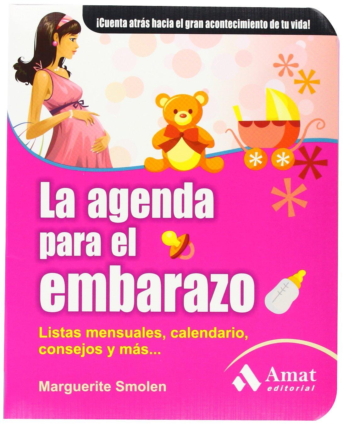 LA AGENDA PARA EL EMBARAZO (Spanish Edition): Marguerite ...