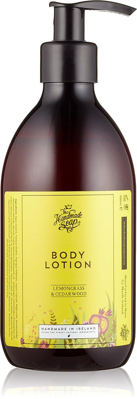The Handmade Soap Company Lemongrass and Cedarwood Body Lotion 300 ml CBL01