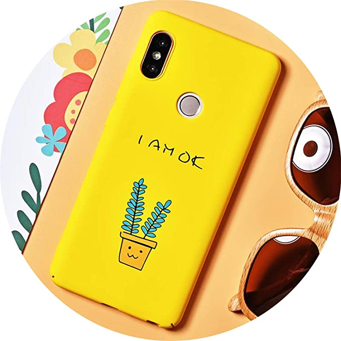 Amazon.com: FUNDA CARTOON CARCASA PARA XIAOMI REDMI NOTE 5 ...