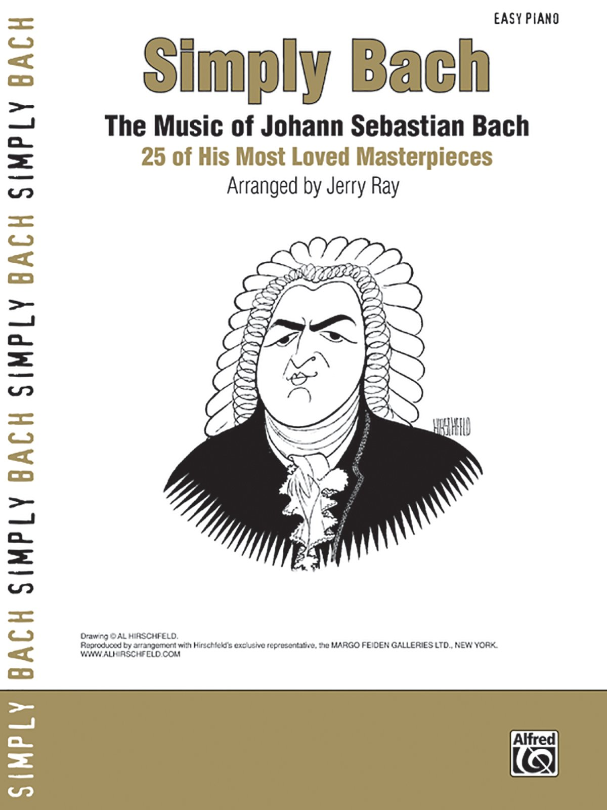 Download Simply Bach: The Music of Johann Sebastian Bach -- 25 of His Most Loved Masterpieces (Simply Series) PDF