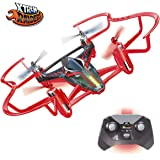 Xtrem Raiders-Easy Drone- Drone Carreras, Color Naranja (World Brands XT280806)