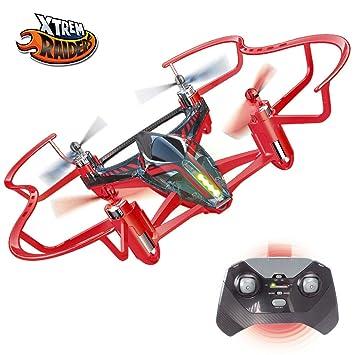 Xtrem Raiders- Easy Mini Carreras para niños, Nano Drone Juguete ...