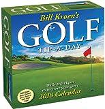 2018 Bill Kroens Golf Tip-a-Day D2D Cal