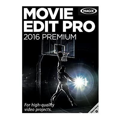 MAGIX Movie Edit Pro 2016 Premium [Download]