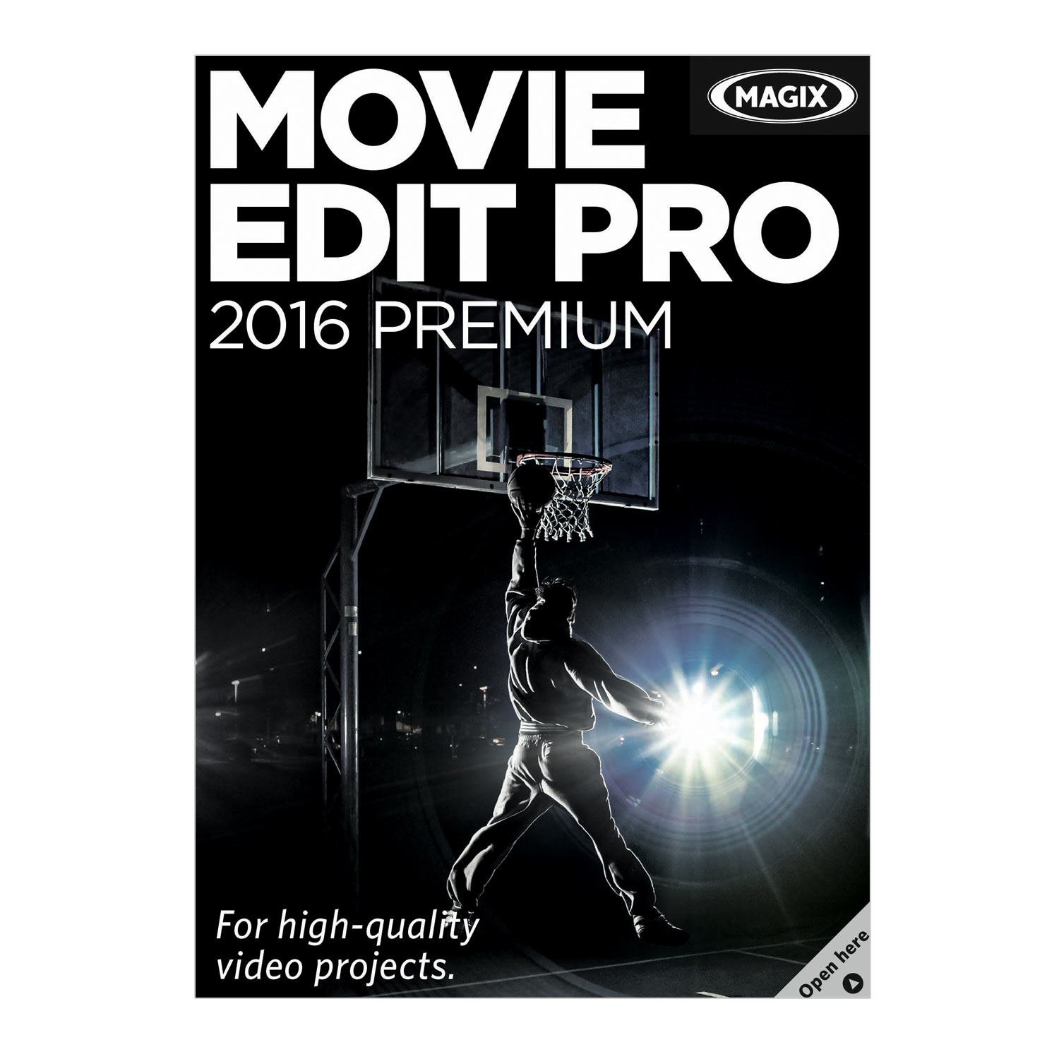MAGIX Movie Edit Pro 2016 Premium ()